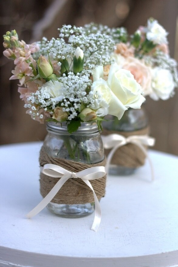 Alternatives from Plastic for Your Organic Wedding