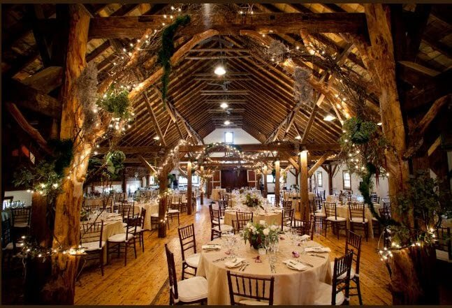 Top 10 Forest-Themed Weddings