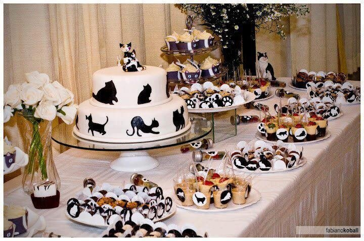 Incorporating Cats Into Your Wedding