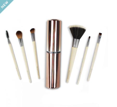 Make up brush set