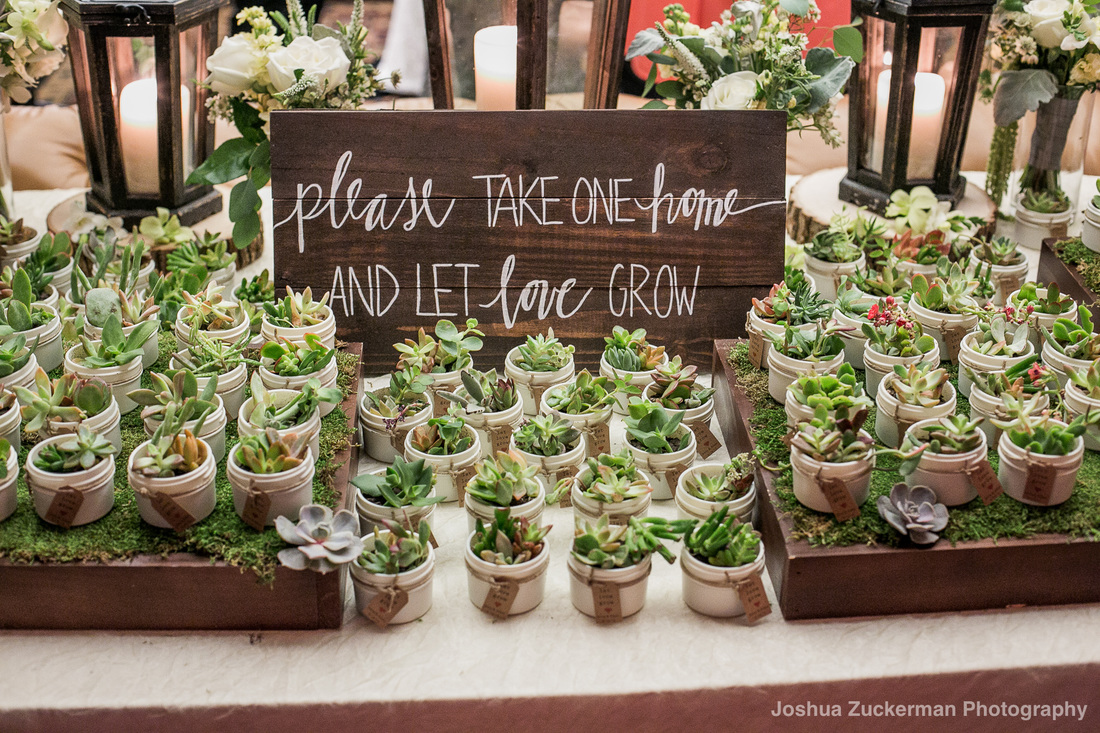 Fabulous Wedding Favors For Eco Friendly Couples Our Organic Wedding