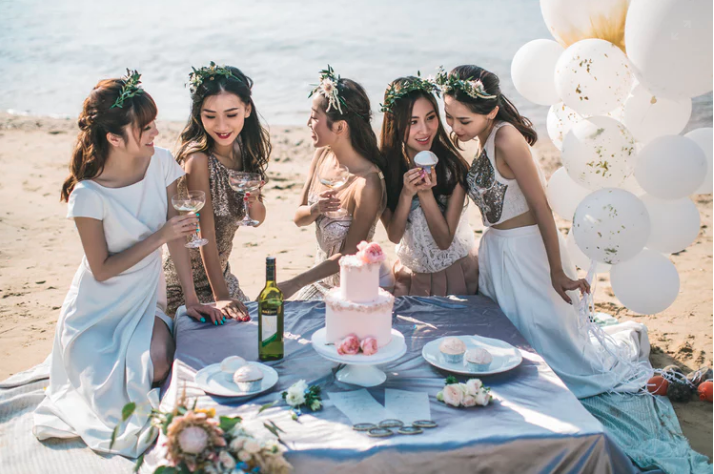 Maid of Honor Duties For Beginners