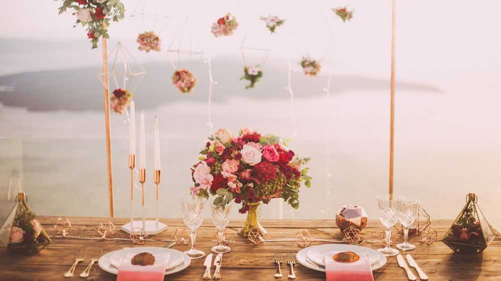 Top 20 Wedding Table Arrangement Ideas
