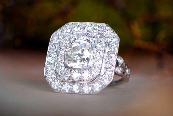 Rare Deco Ring
