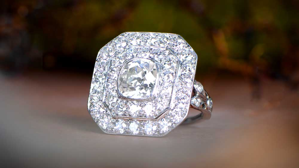 Top 25 Vintage and Antique Engagement Rings
