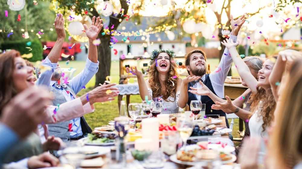 Top 10 Lawn Games for Wedding