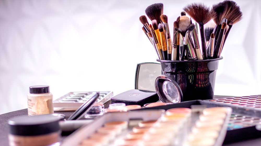 Cruelty Free makeup and Brushes