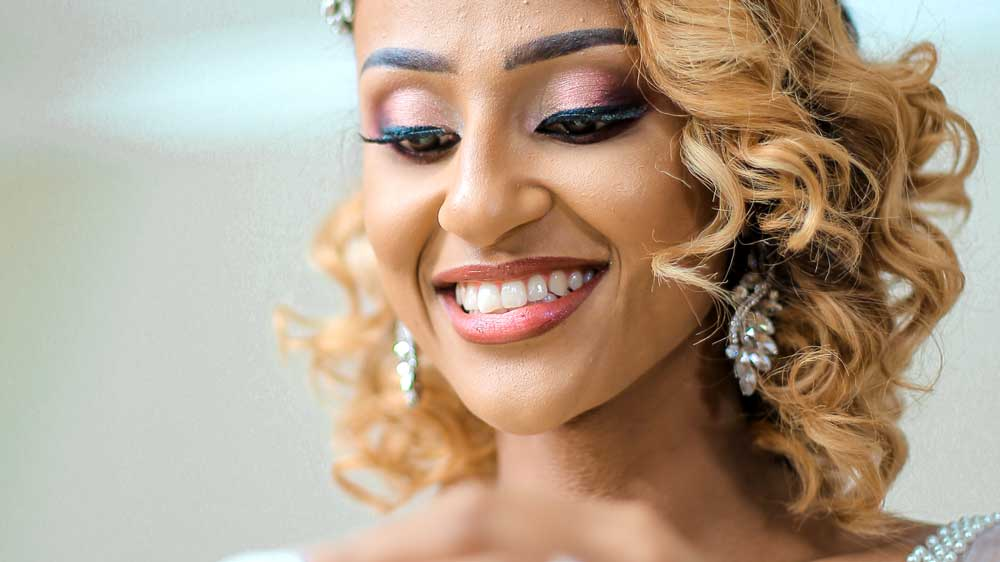 10 Simple Wedding Makeup Looks That Radiate Elegance