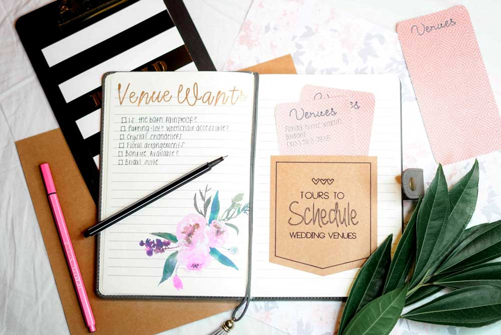 The Ultimate Wedding Packing Checklist